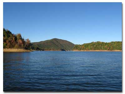 Watauga Lake Tennessee