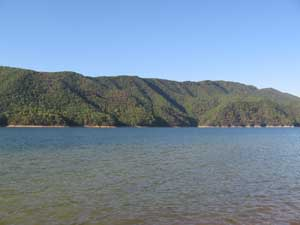 Iron Mountain - Watauga Lake